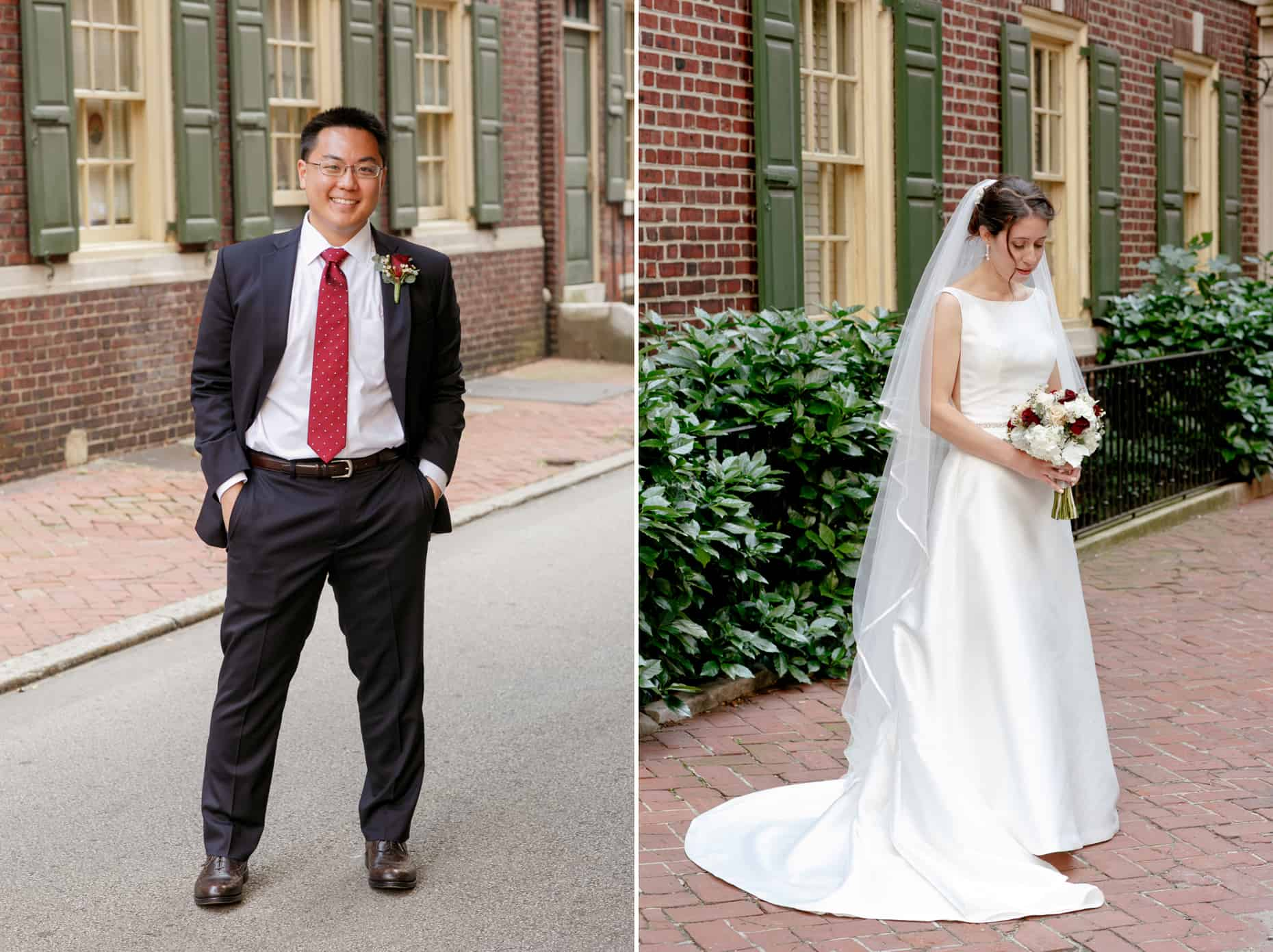 Colonial Dames Philadelphia Wedding