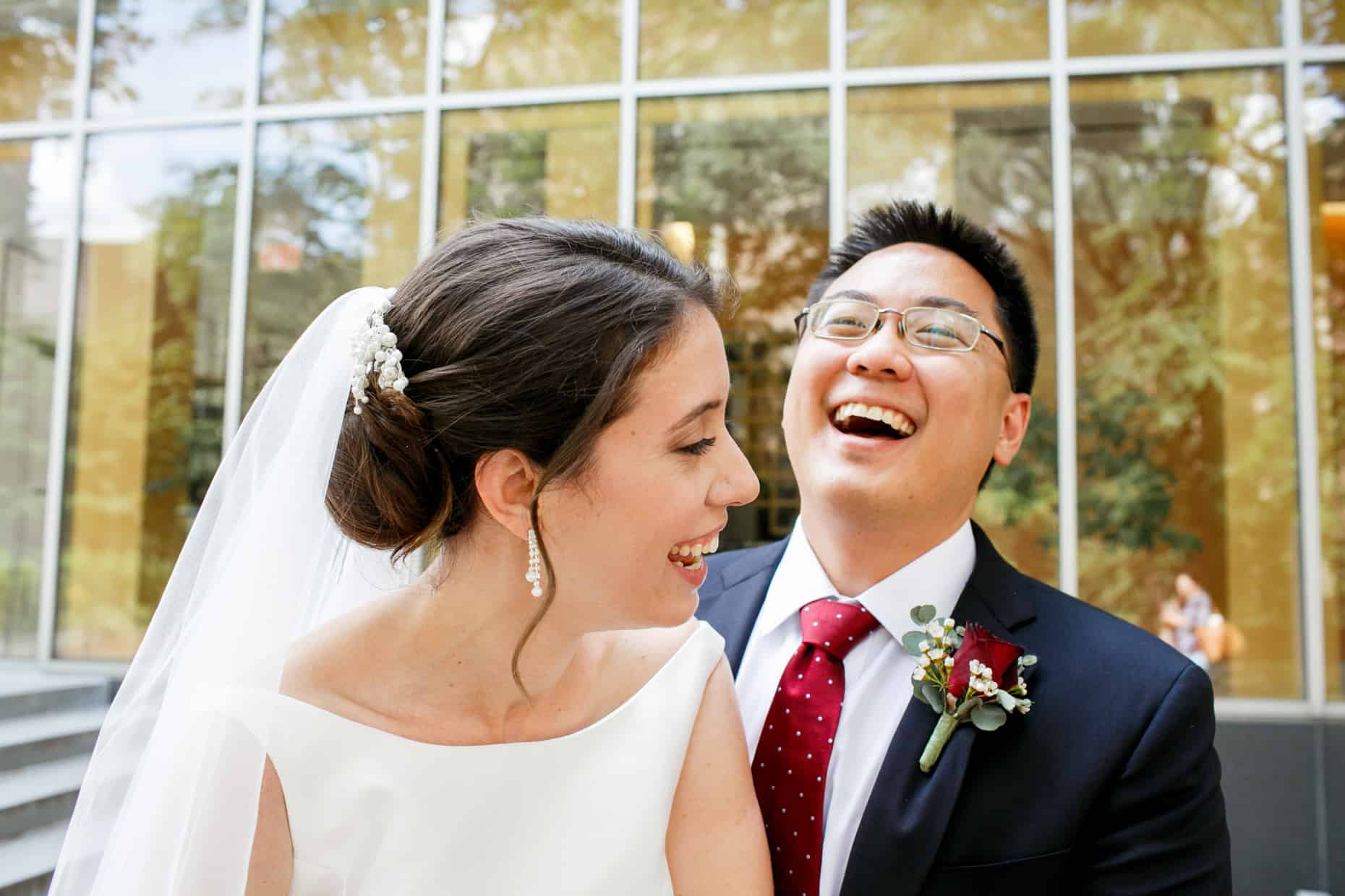U Penn Wedding photos