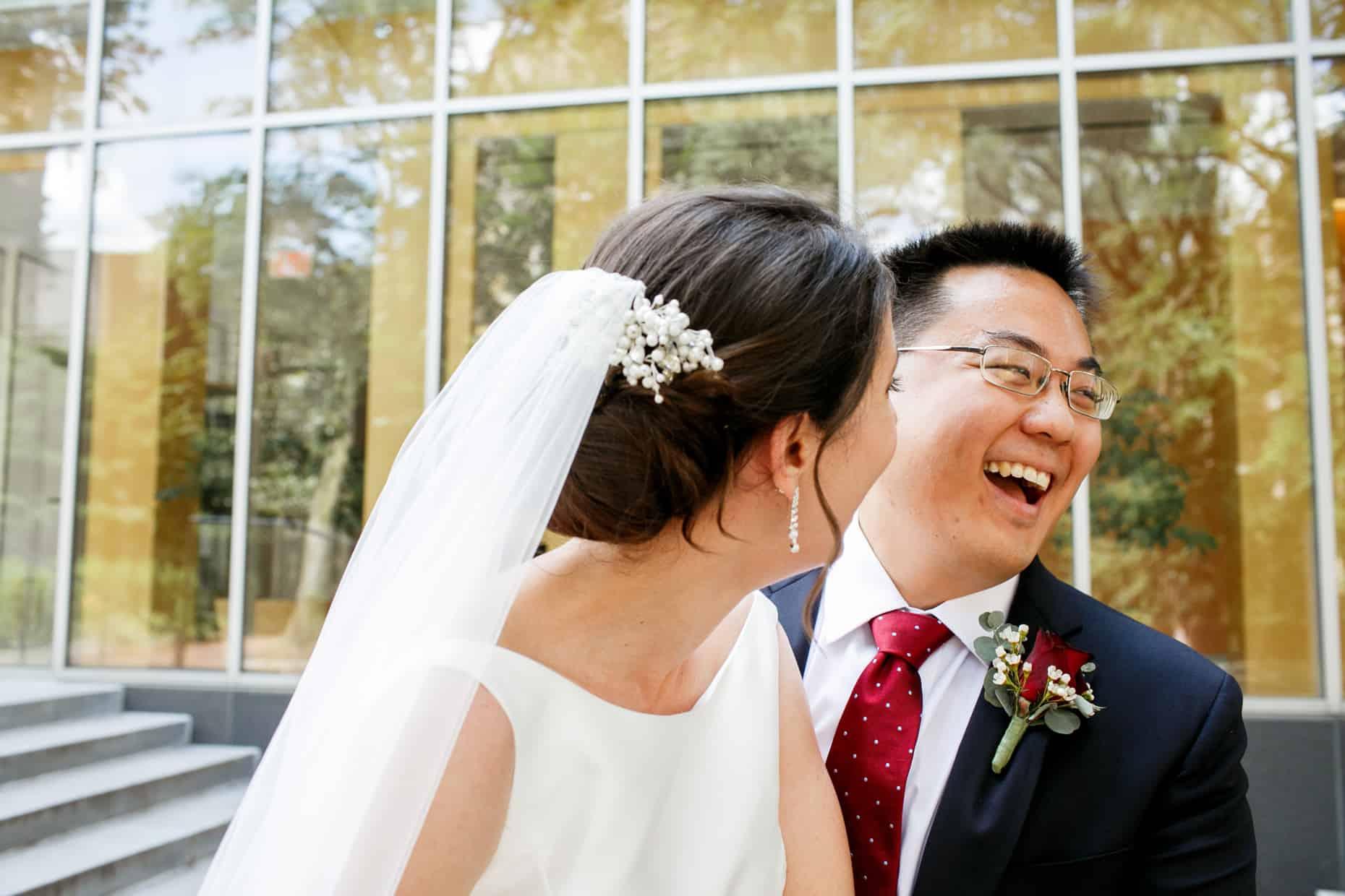 U Penn Wedding