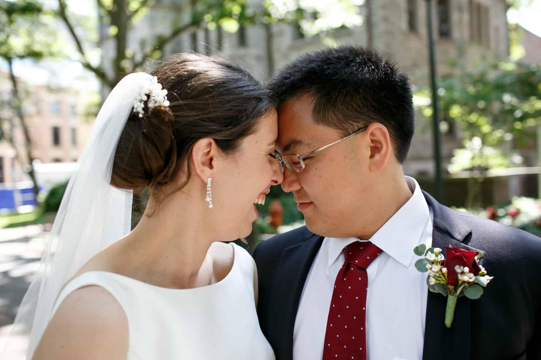 University of Penn Wedding