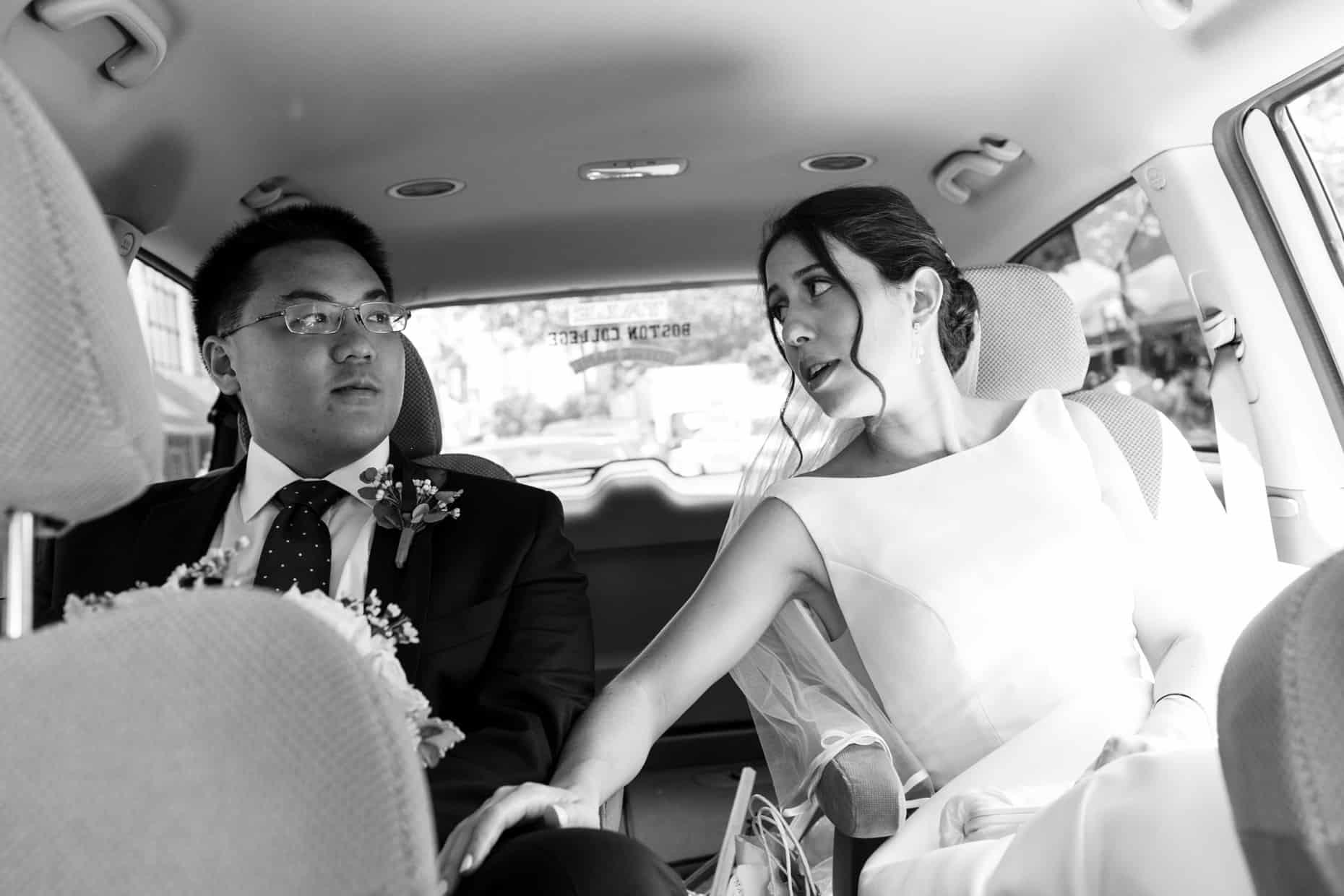 Penn University wedding photos