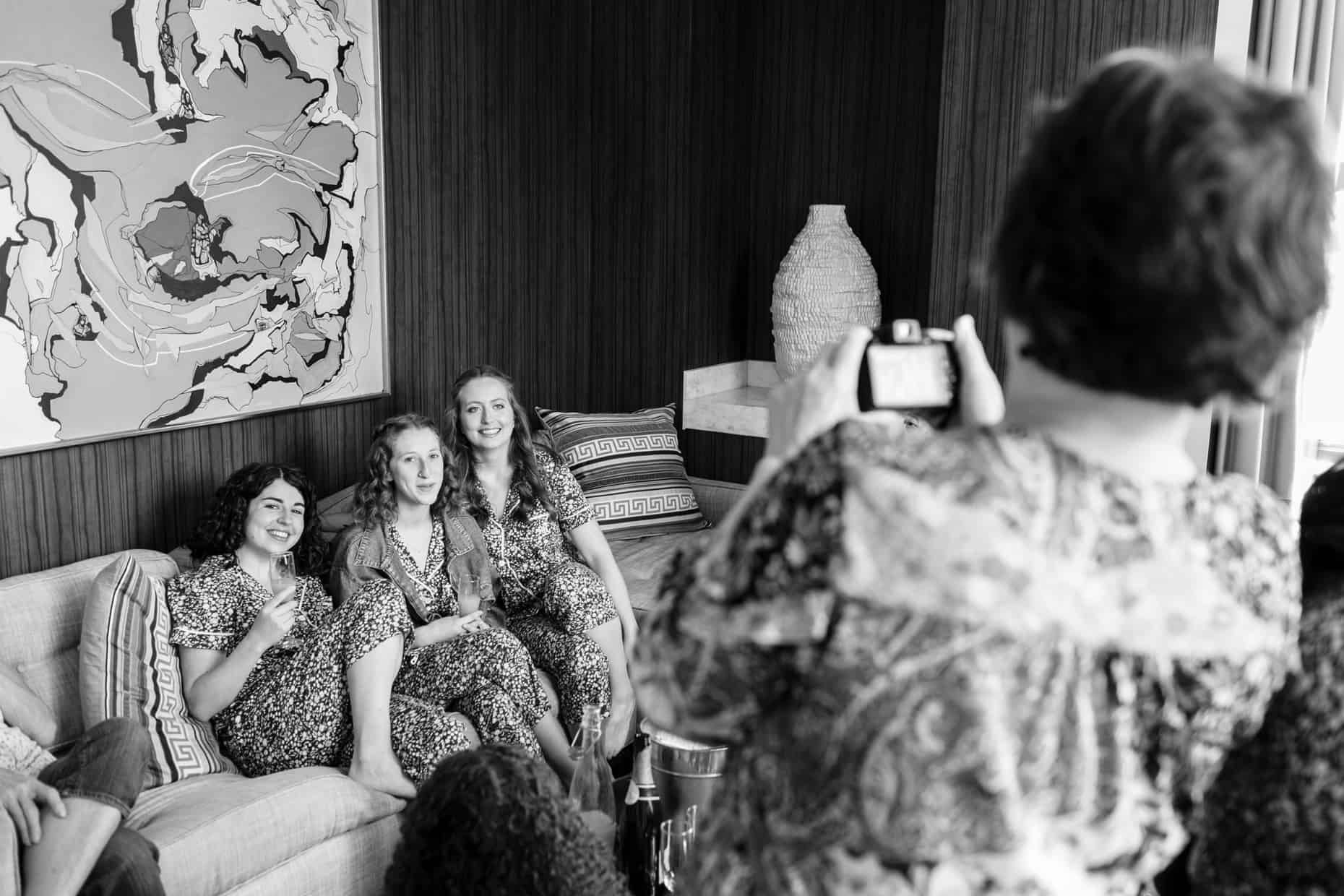 Hotel Palomar Wedding Photos