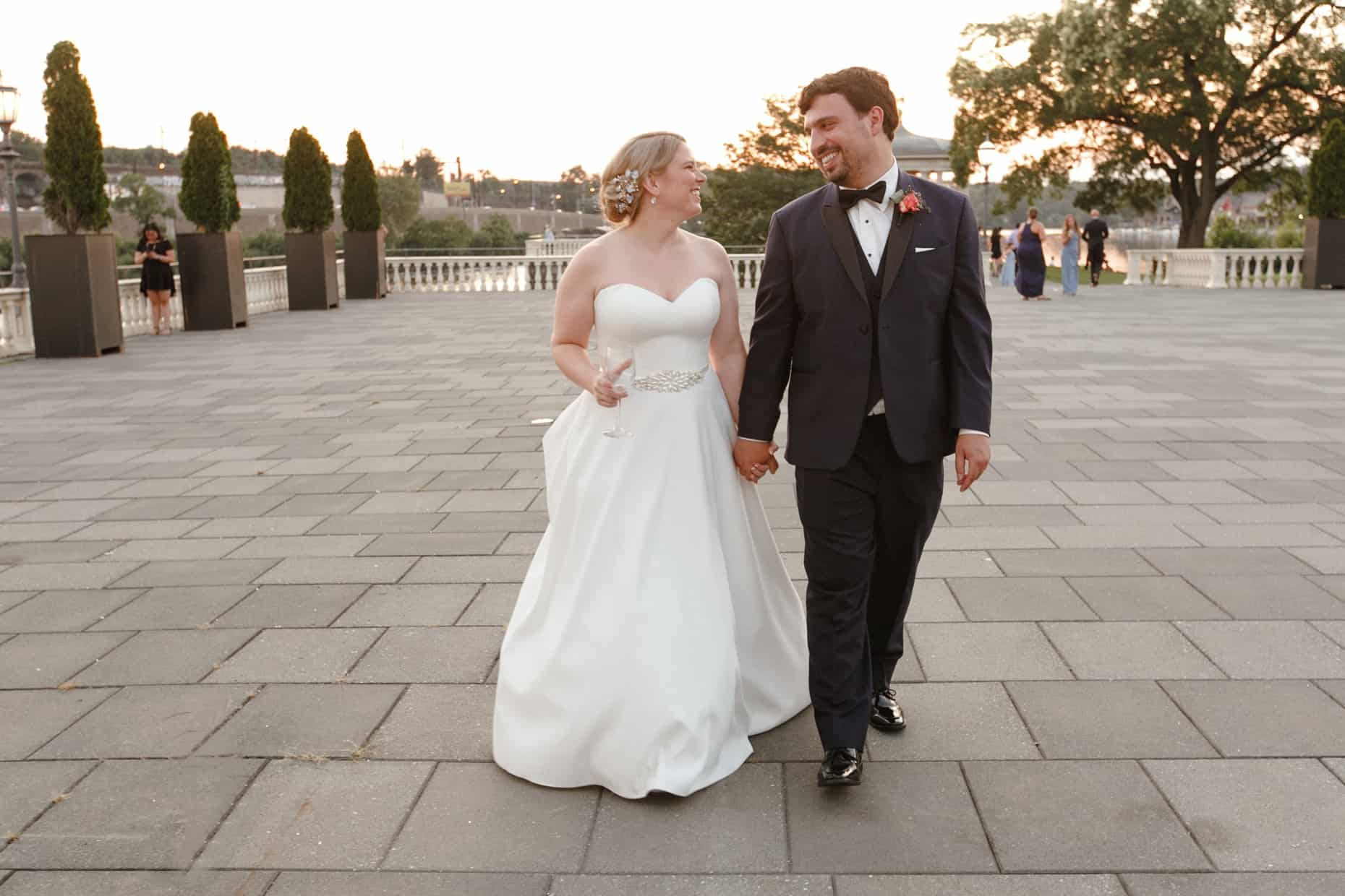 Philly Boathouse Row Wedding