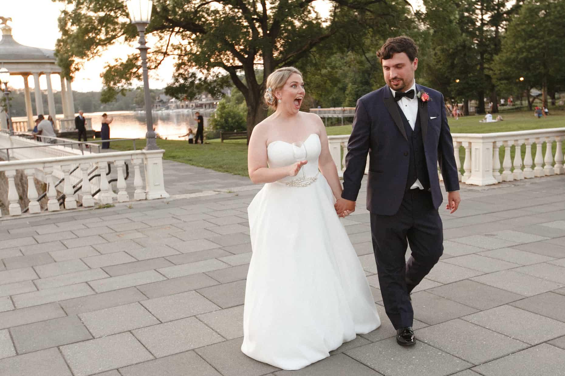 Philly Boathouse Row Weddings