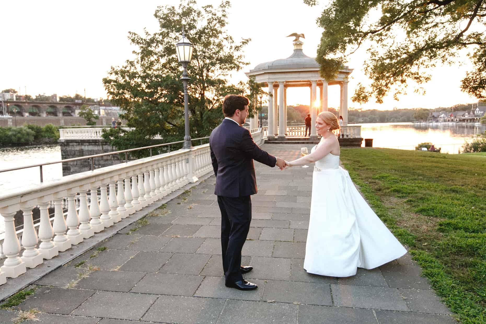 Philadelphia Boathouse Row Weddings