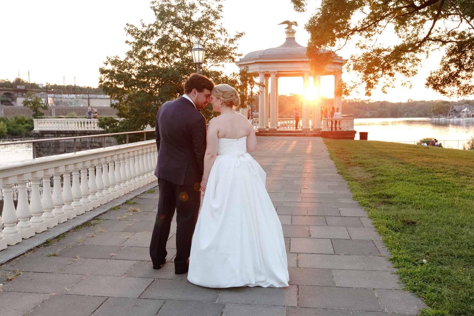 Boathouse Row Wedding Philadelphia