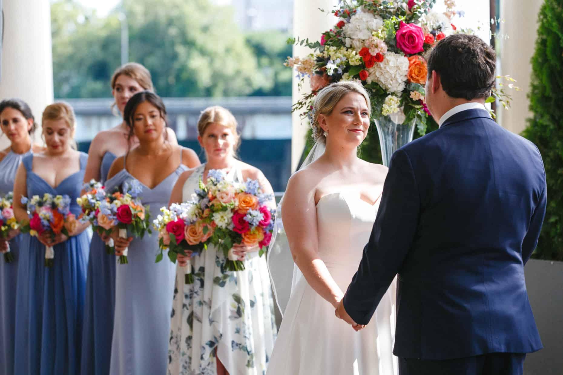 Beautiful Blooms Philadelphia Wedding Flowers