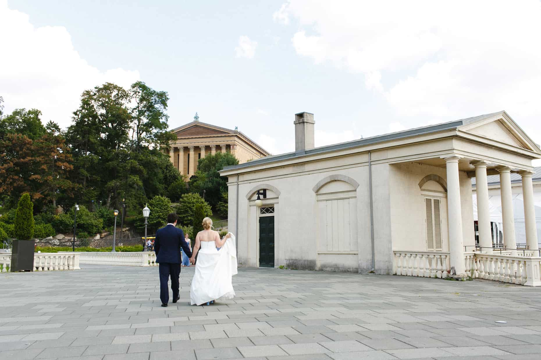 Philly Waterworks Wedding Pictures