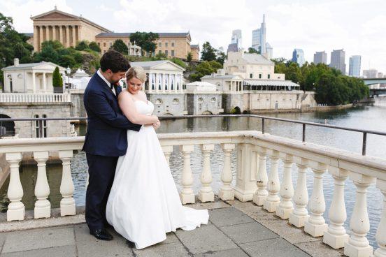 Philly Waterworks Wedding Photographer
