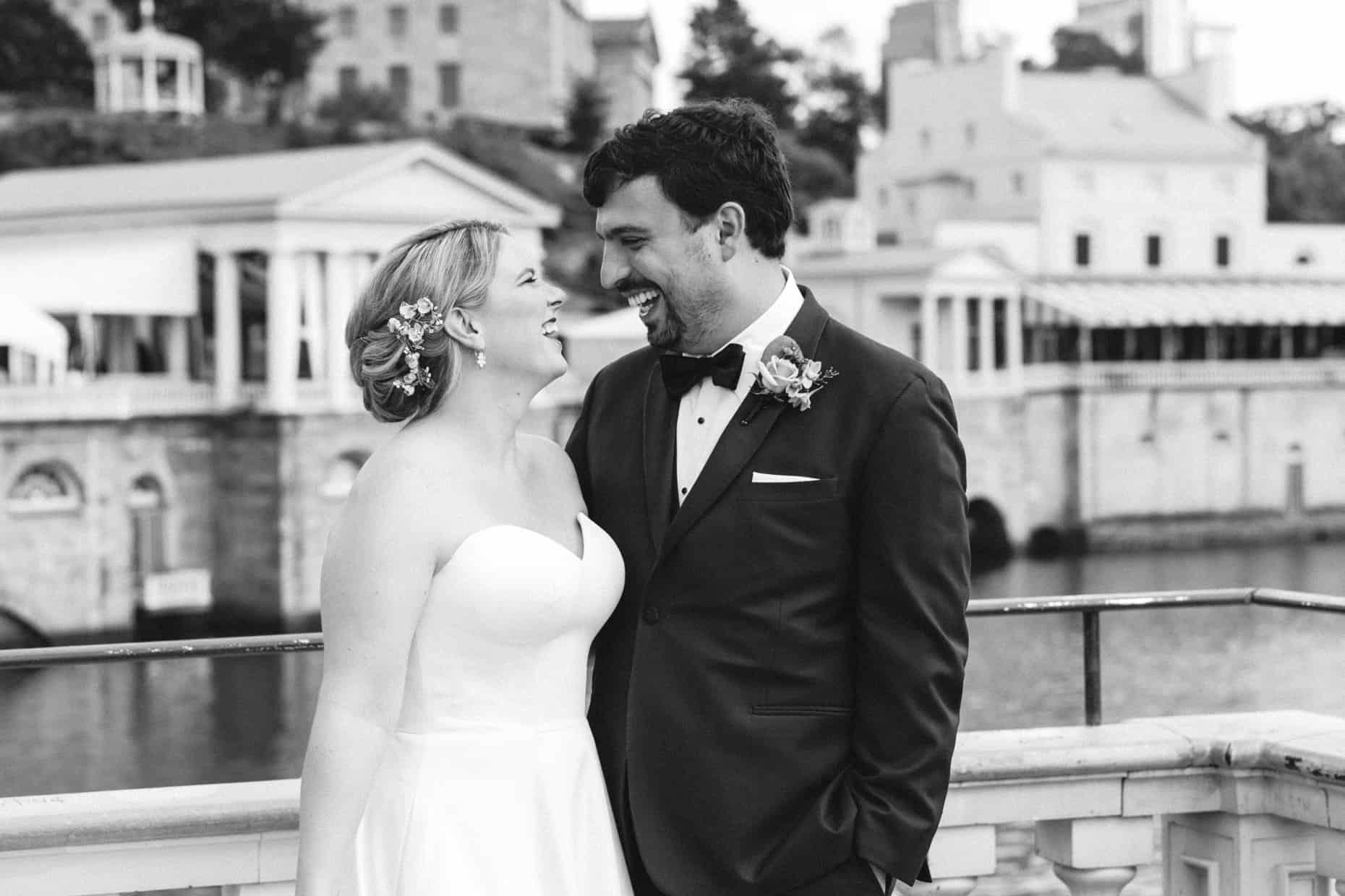 Philly Waterworks Wedding Photos