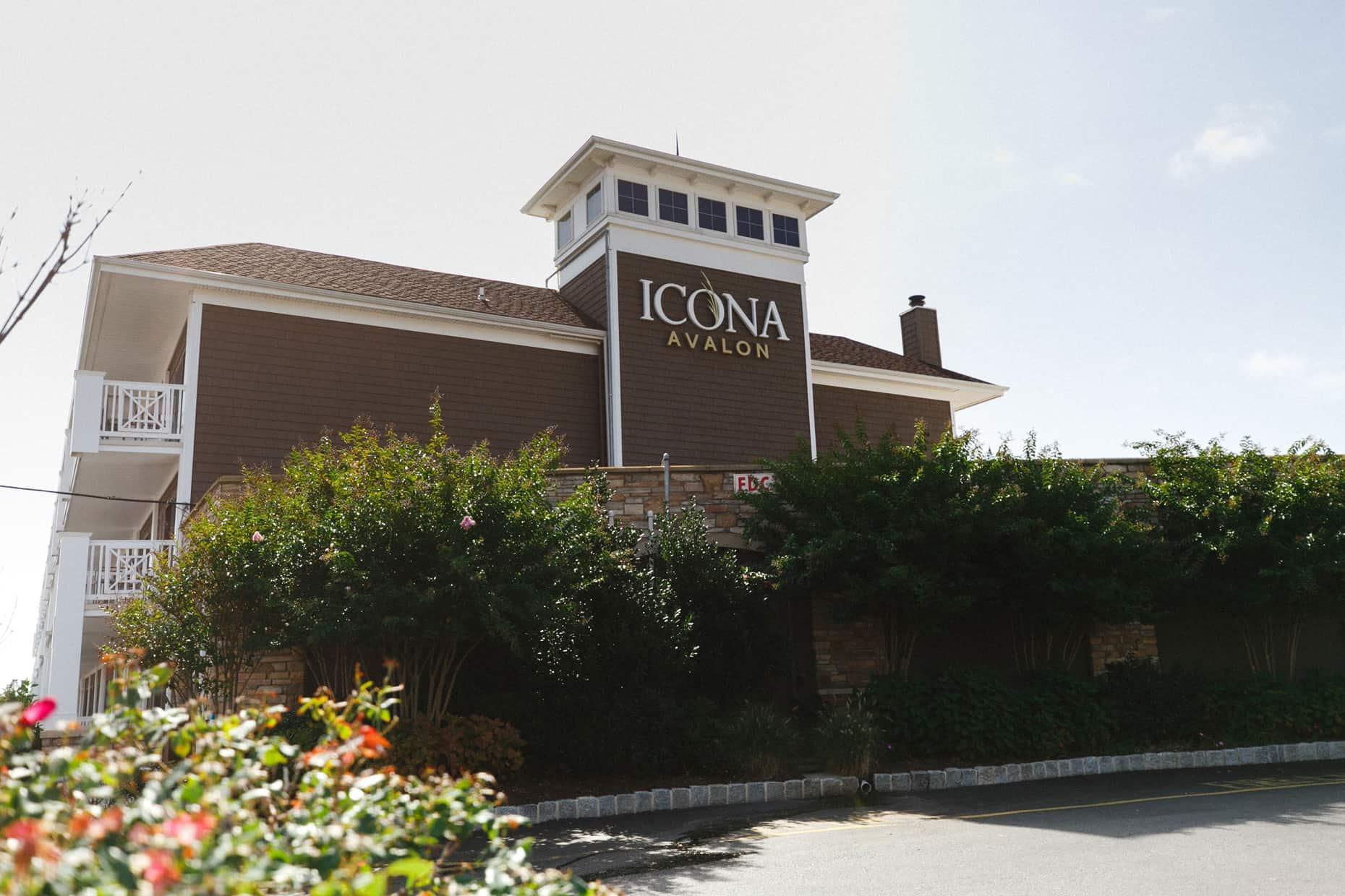 Icona Golden Inn Wedding