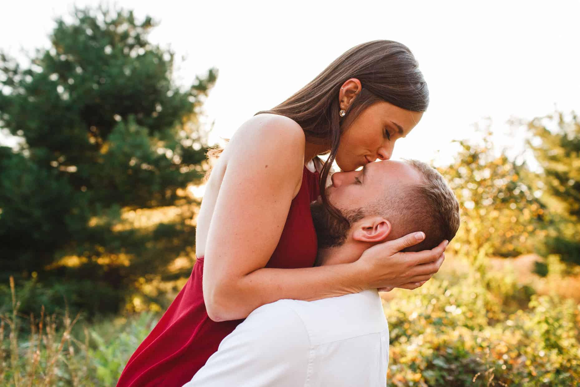 Engagement Photo Pennsylvania