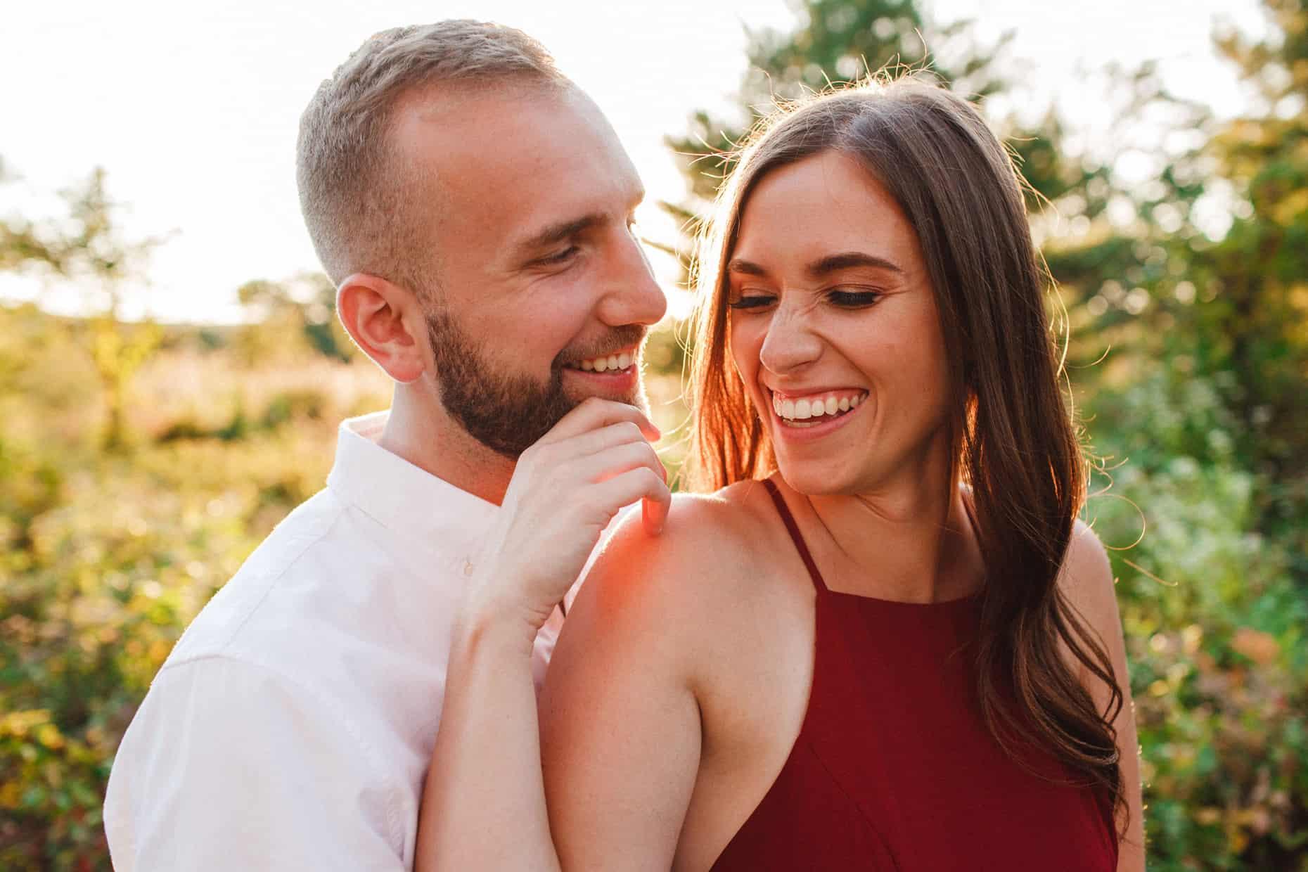 Engagement Photos Pennsylvania