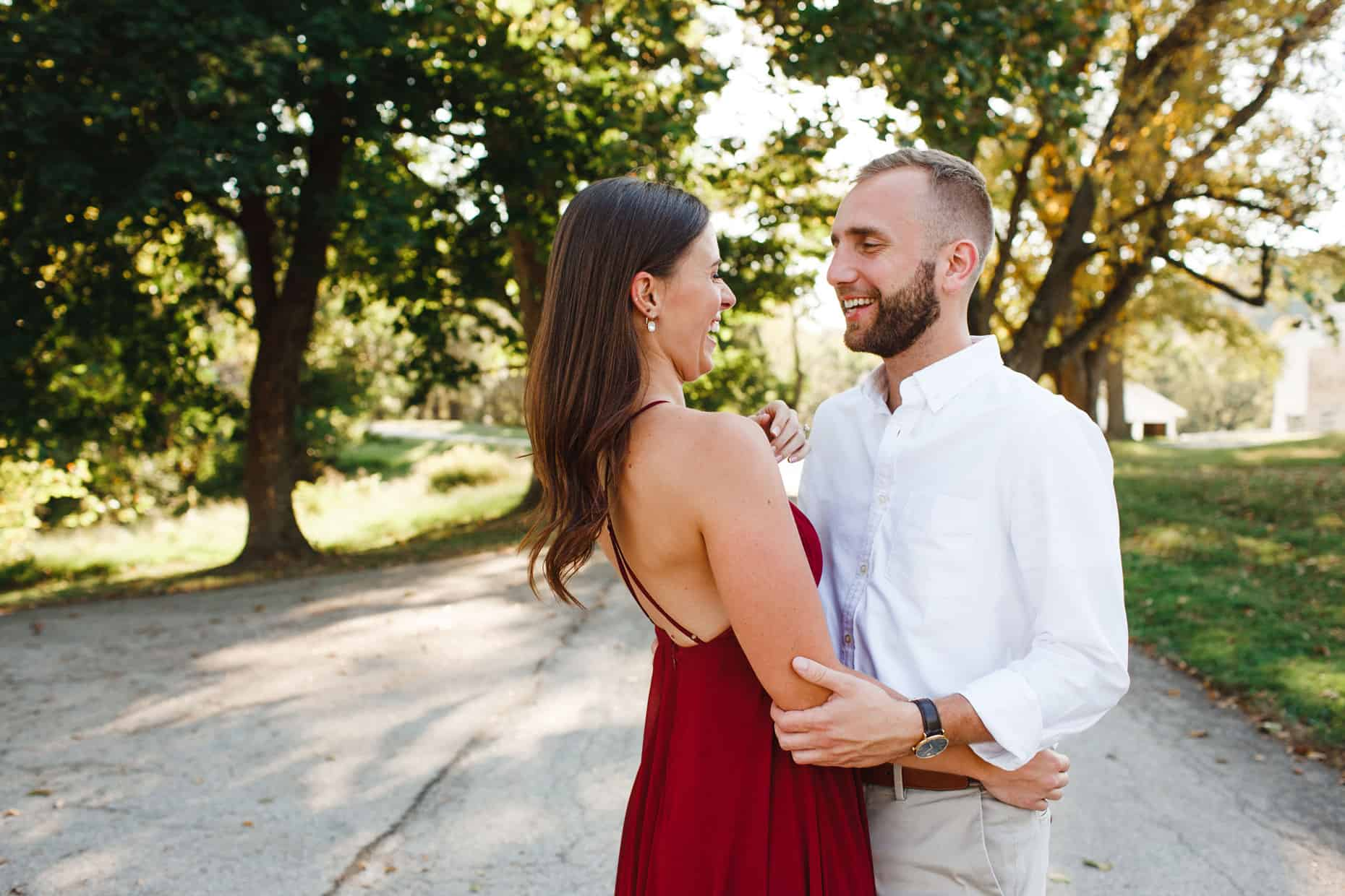 Valley Forge Engagement Photographers