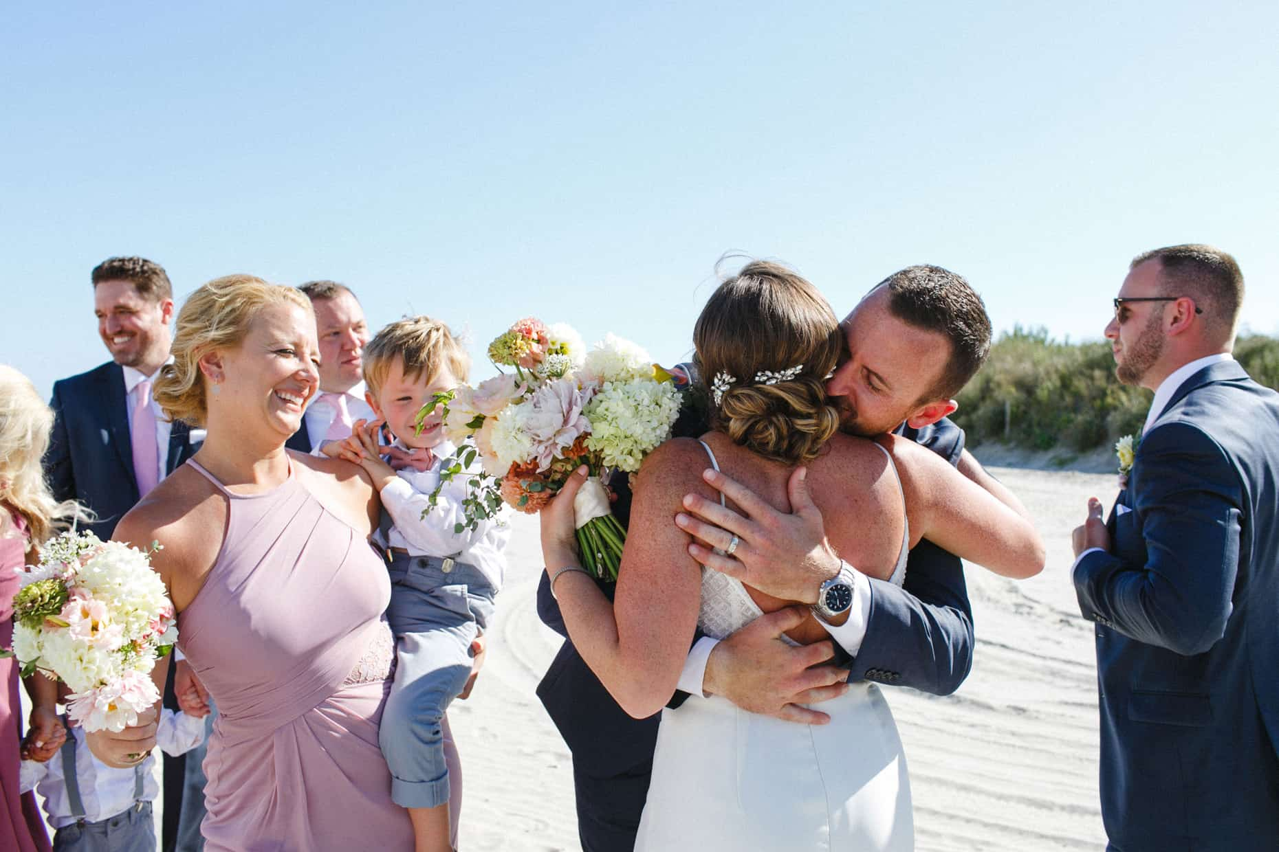Jersey Shore Beach Wedding Pictures