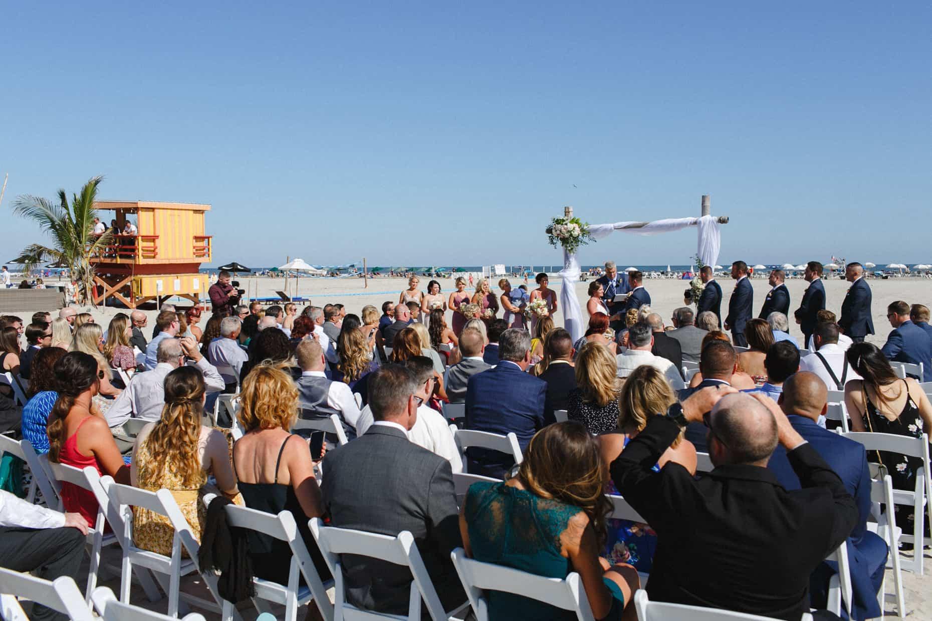 Jersey Shore Beach Weddings