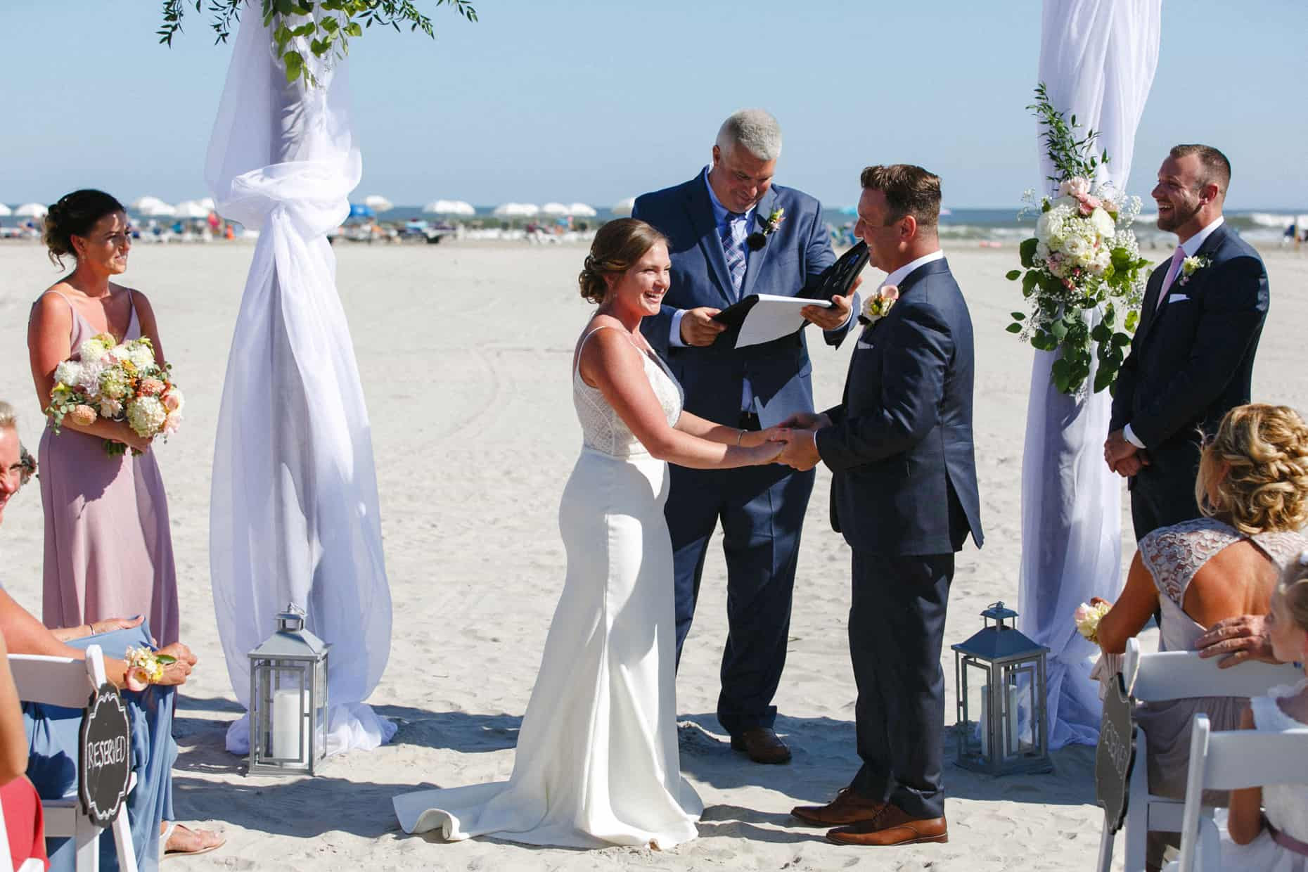 Wildwood Beach Wedding Photographers