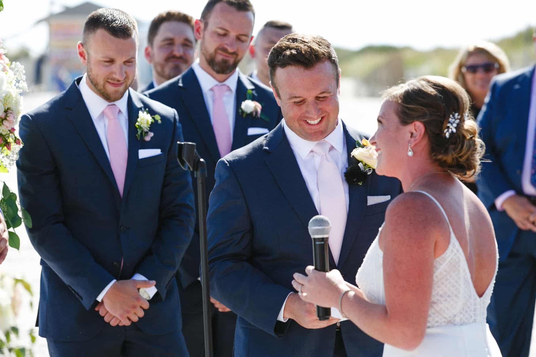 Wildwood Beach Wedding Photographer