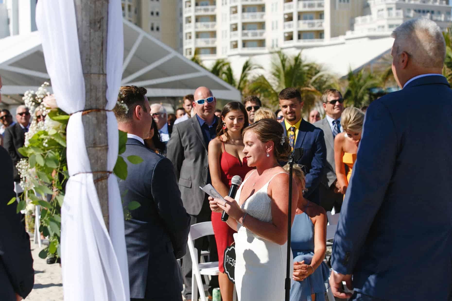 Wildwood Beach Wedding Photos