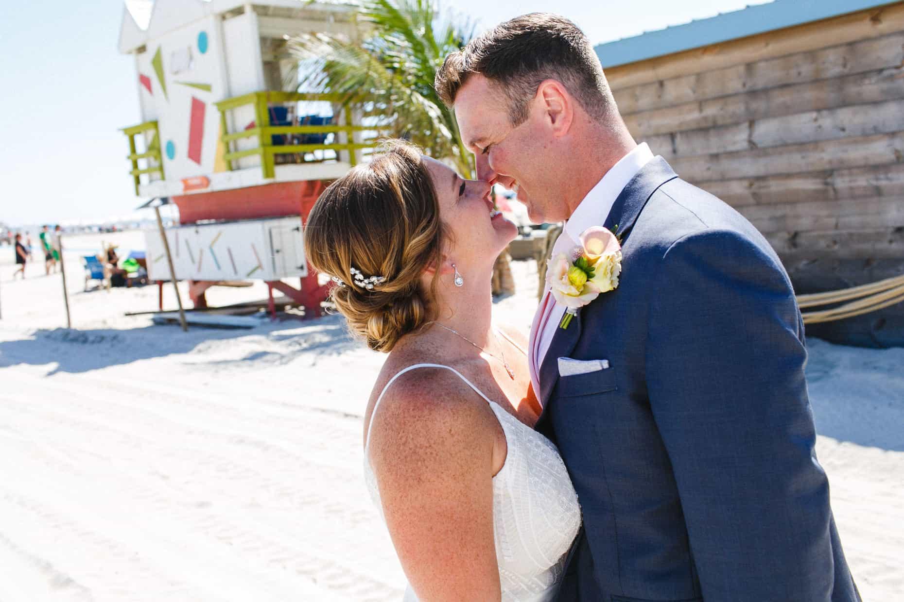 Wedding Photographer Icona Diamond Beach