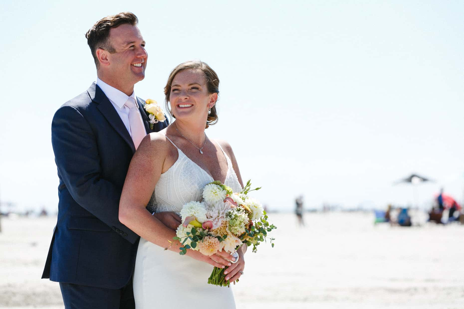 Icona Diamond Beach Wedding Photos