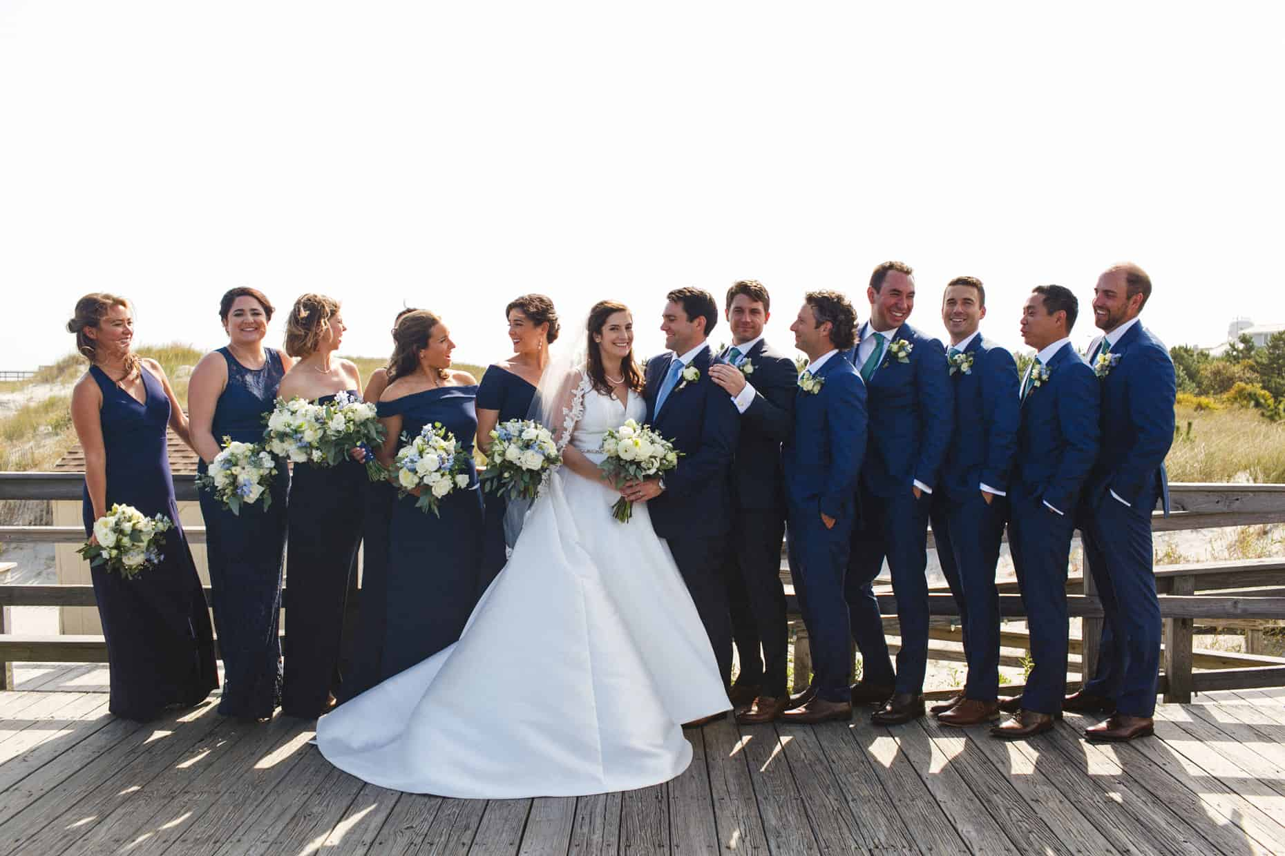 Avalon New Jersey Wedding Photographers