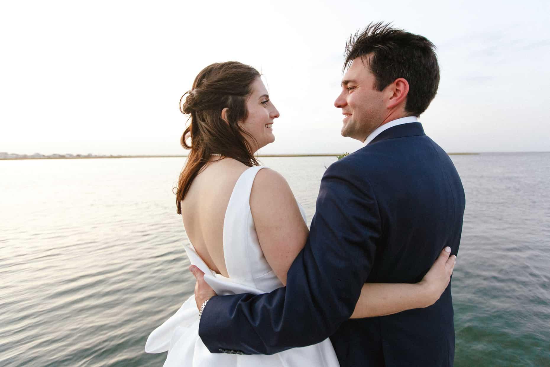 Wedding Photographers Yacht Club of Stone Harbor