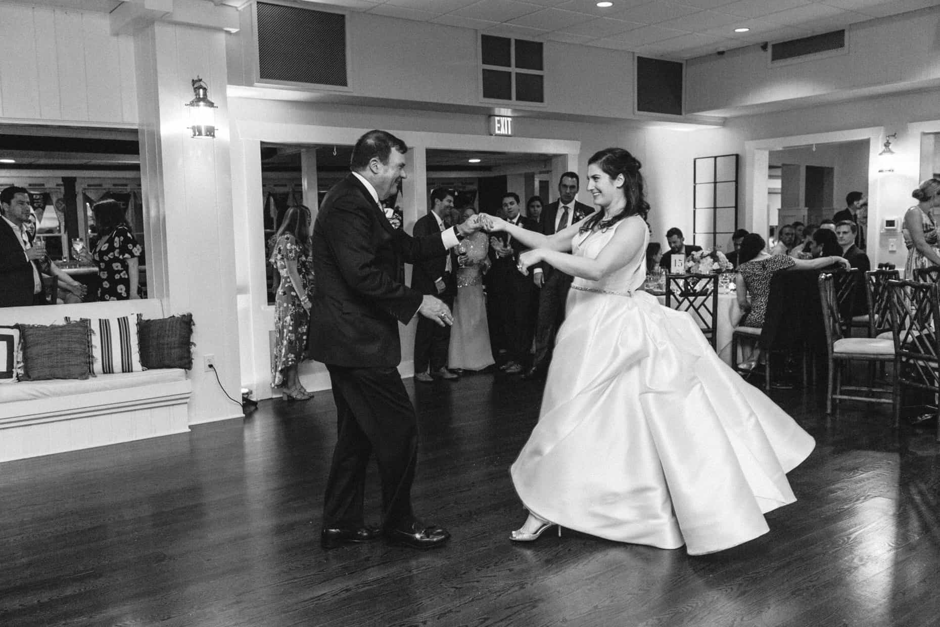 Wedding Pictures Yacht Club of Stone Harbor