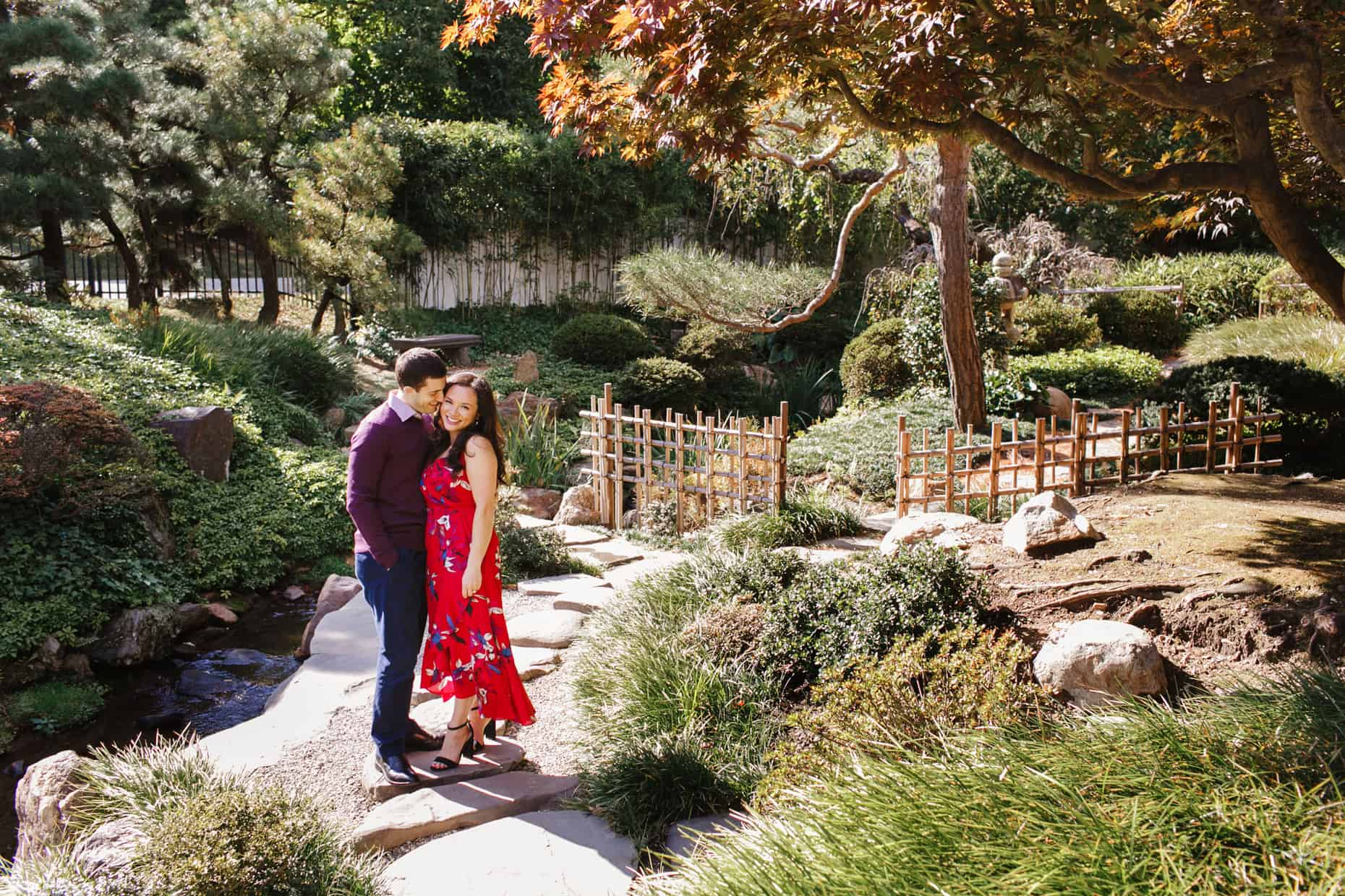 Engagement pictures Shofusu House