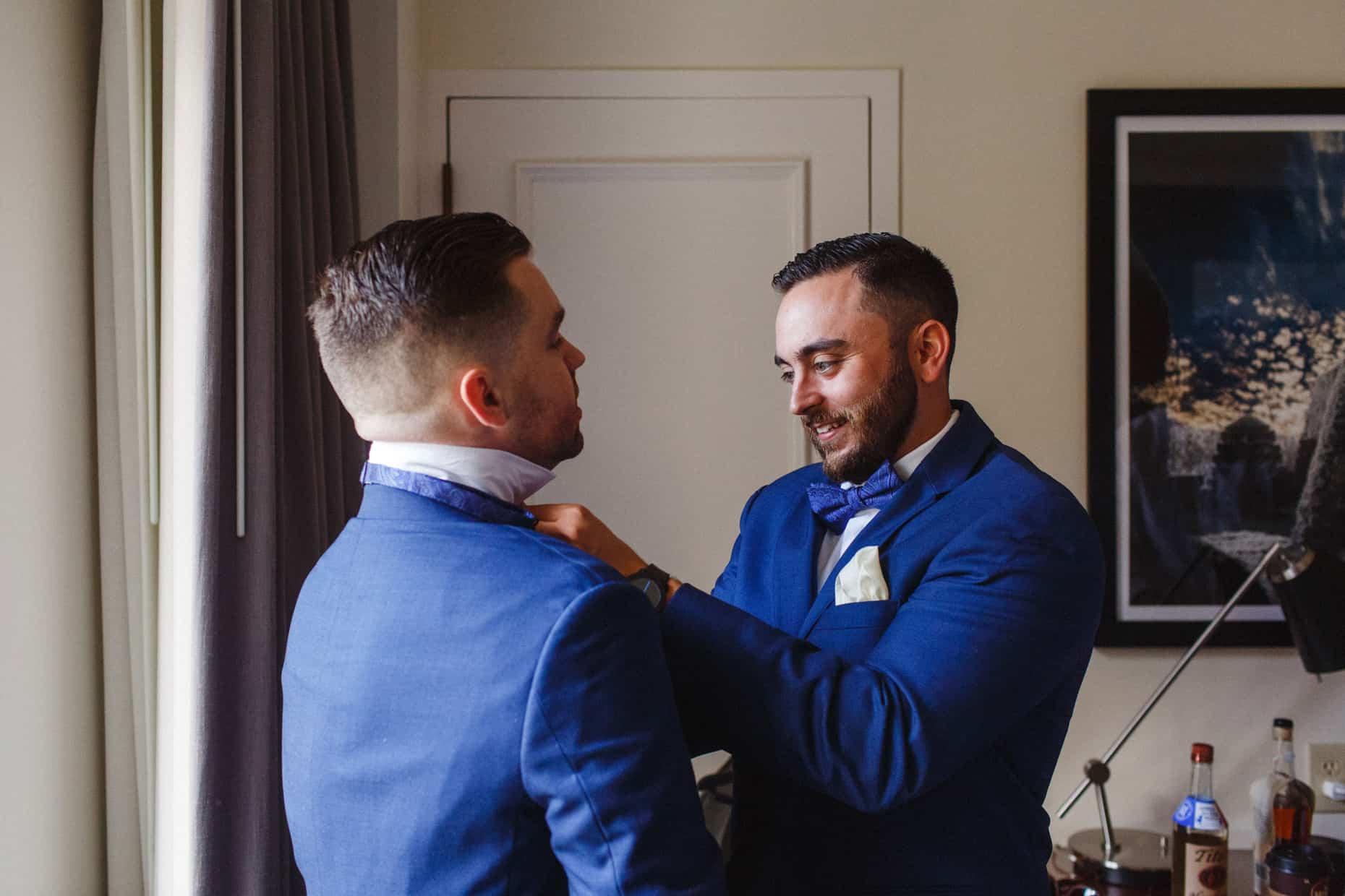 groom Franklin Institute