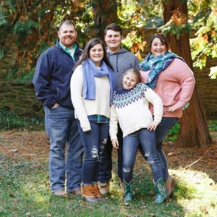 Grange Estate Family Photos