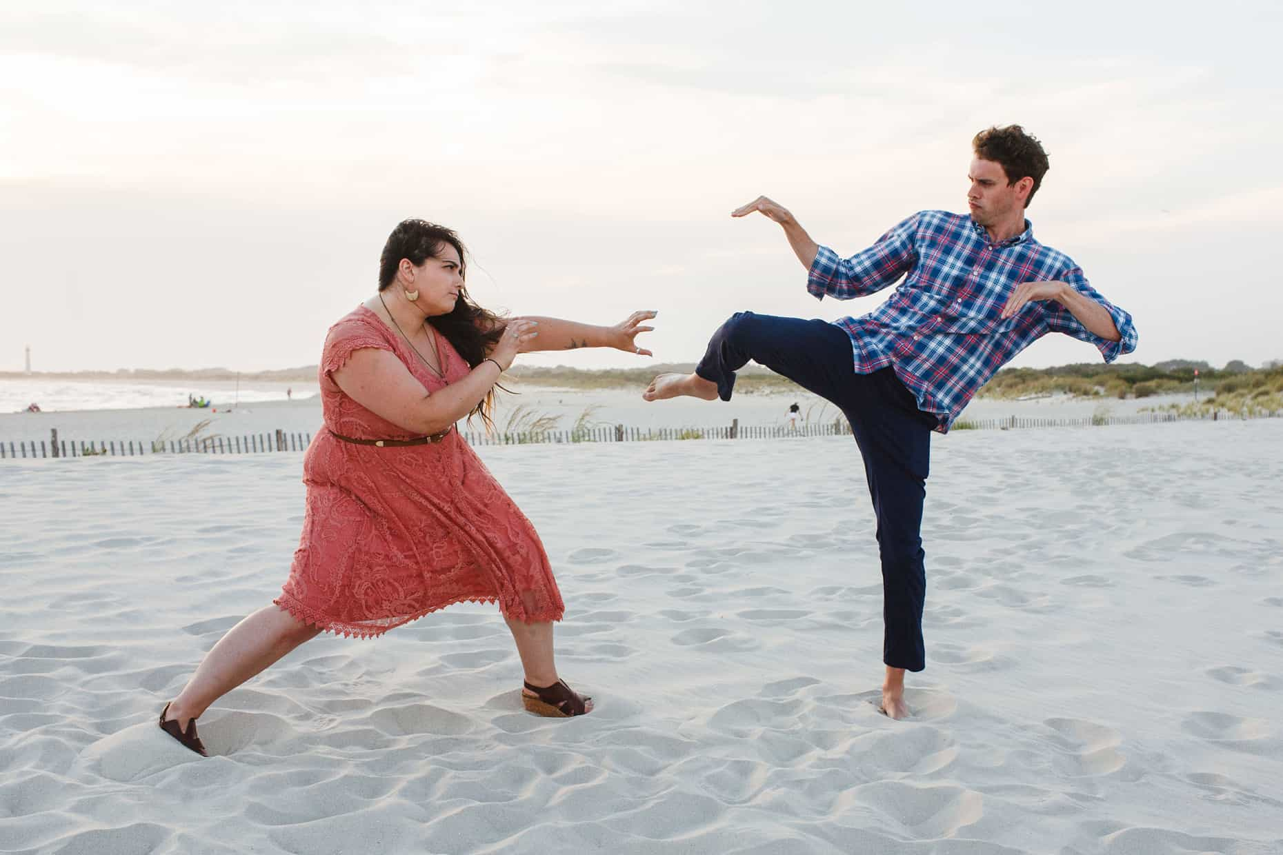Cape May New Jersey Engagement