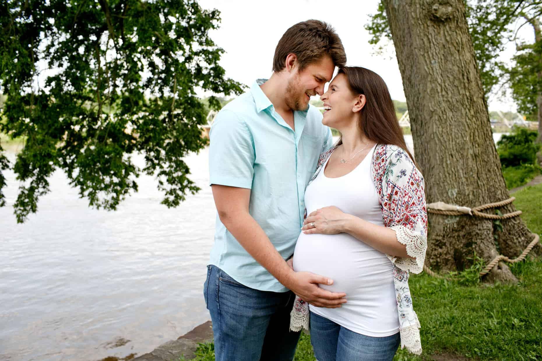 Maternity Photos New Jersey