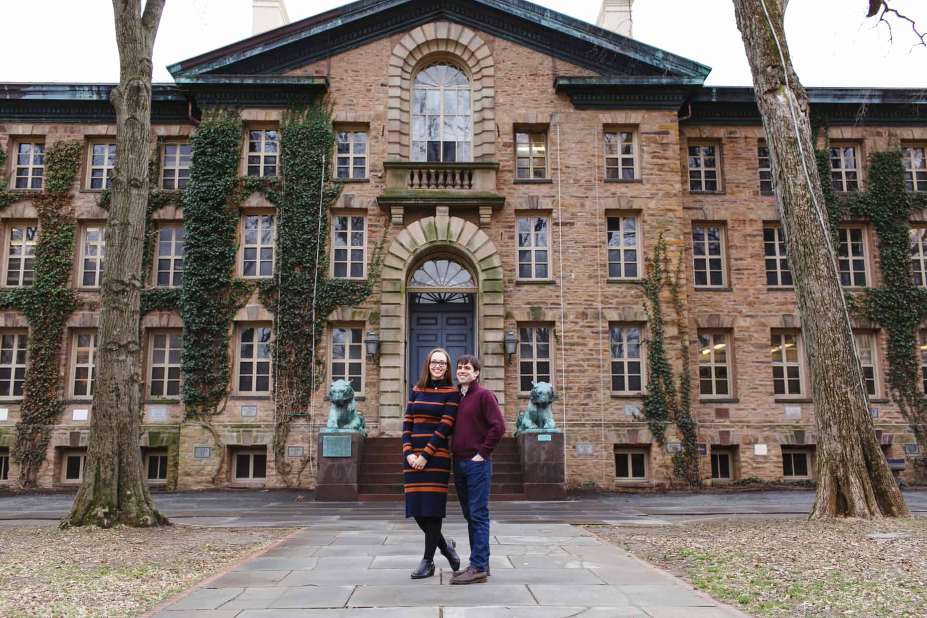 Engagement Session Princeton University