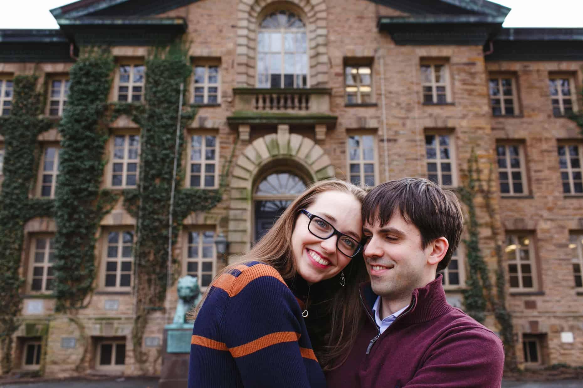 Engagement Sessions Princeton University