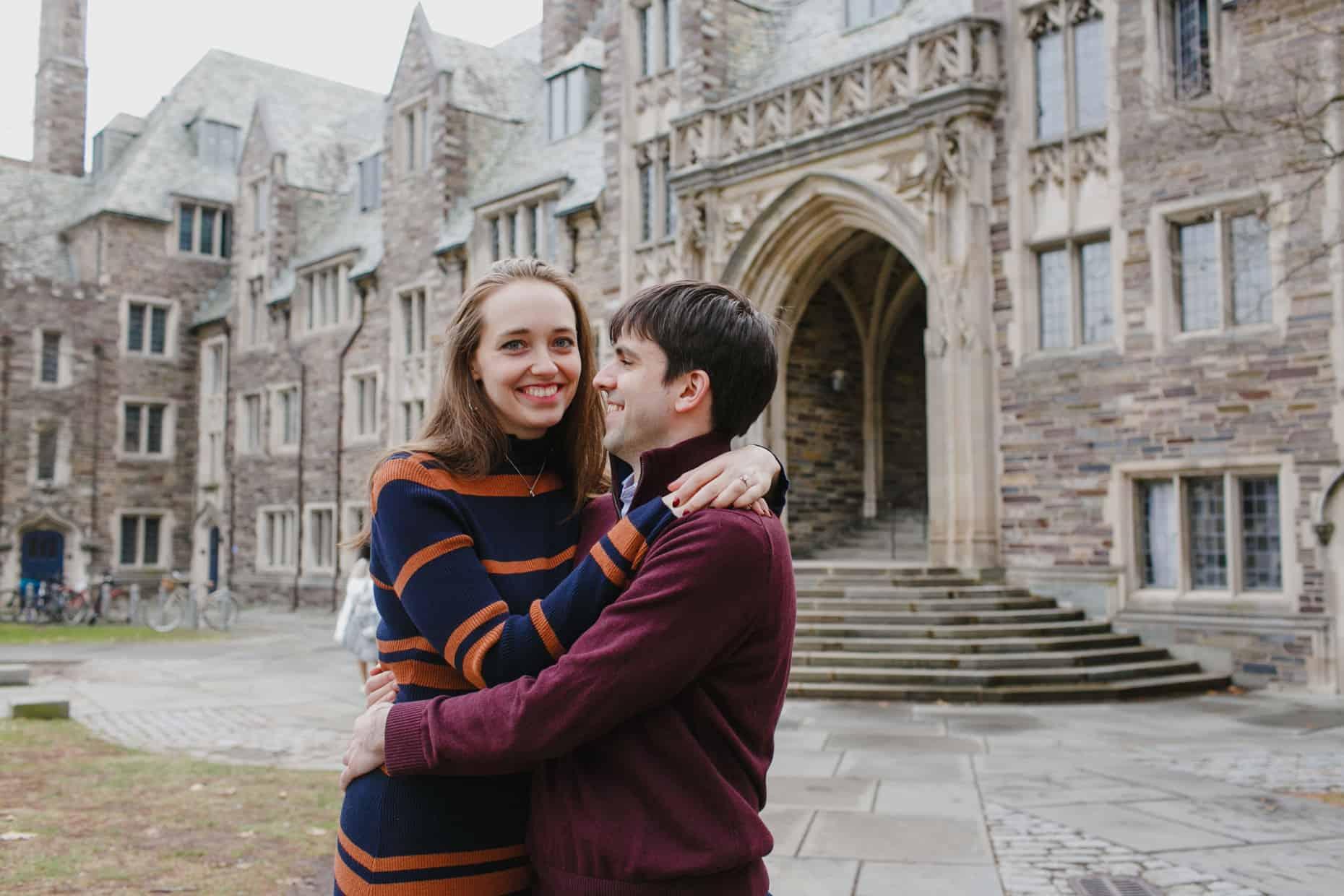Engagement Locations Princeton