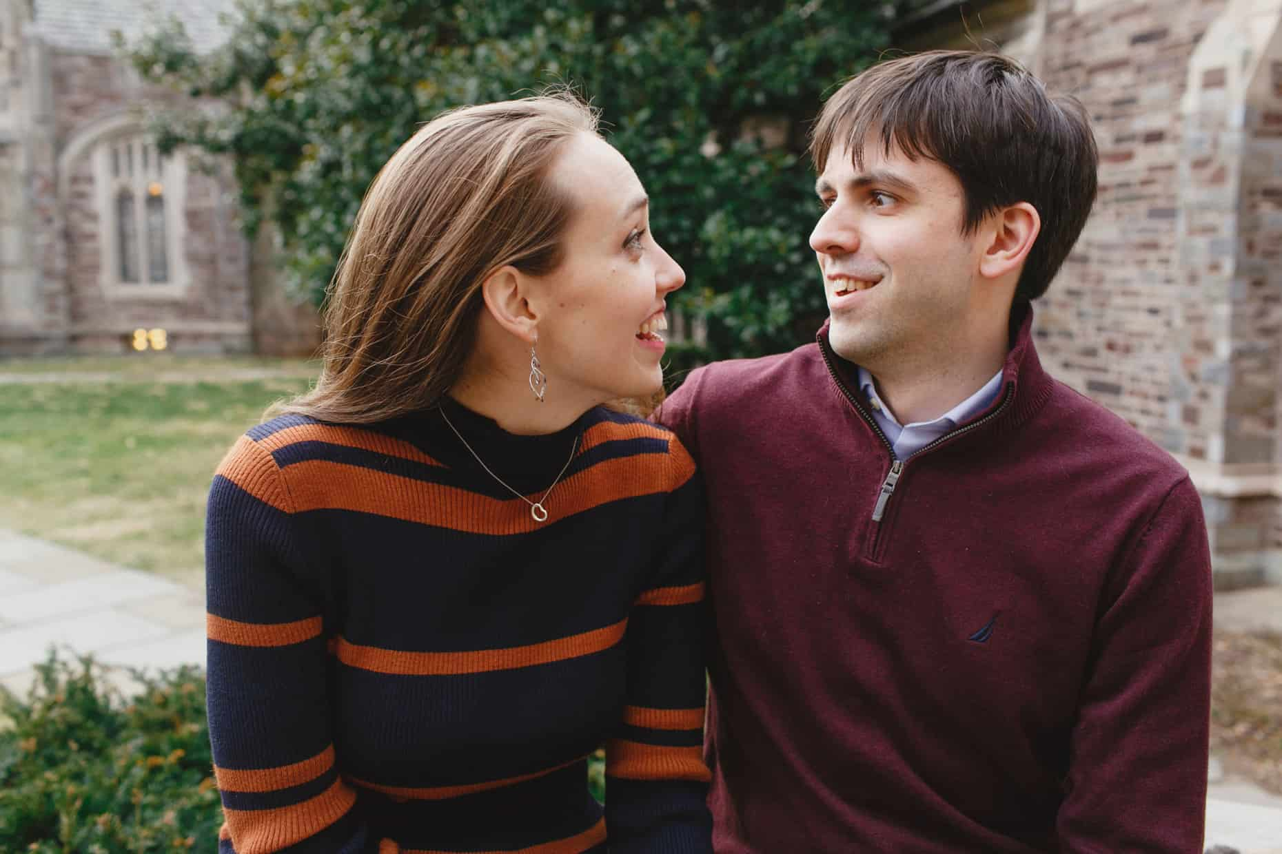 Engagement Photos Princeton