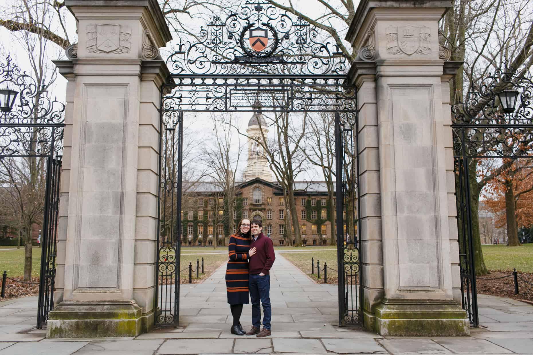 Ivy League Engagement Sessions
