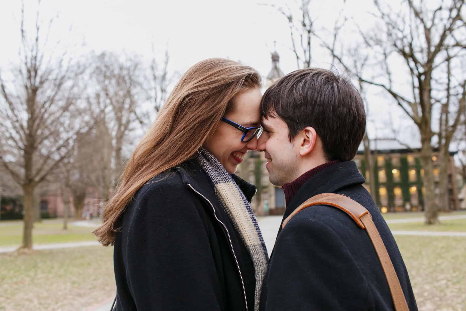 Princeton Engagement Photo Session