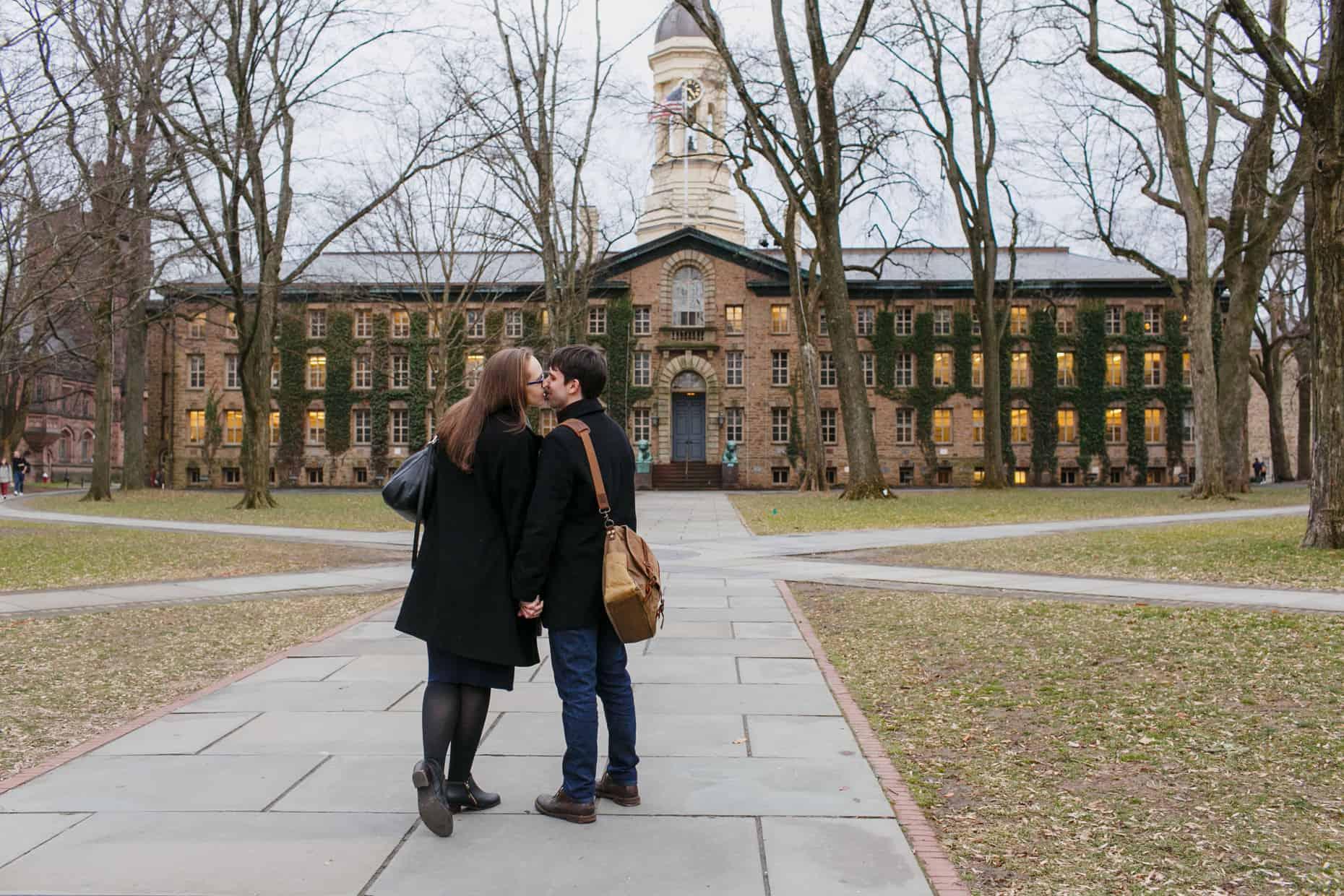 Princeton Engagement Photo Sessions