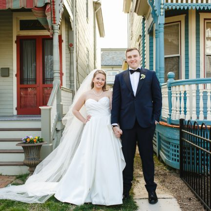 A Cape May wedding picture
