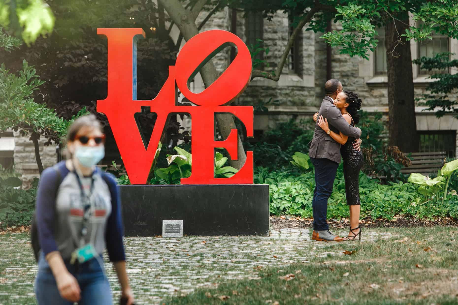 Philadelphia Surprise Proposal Photographers