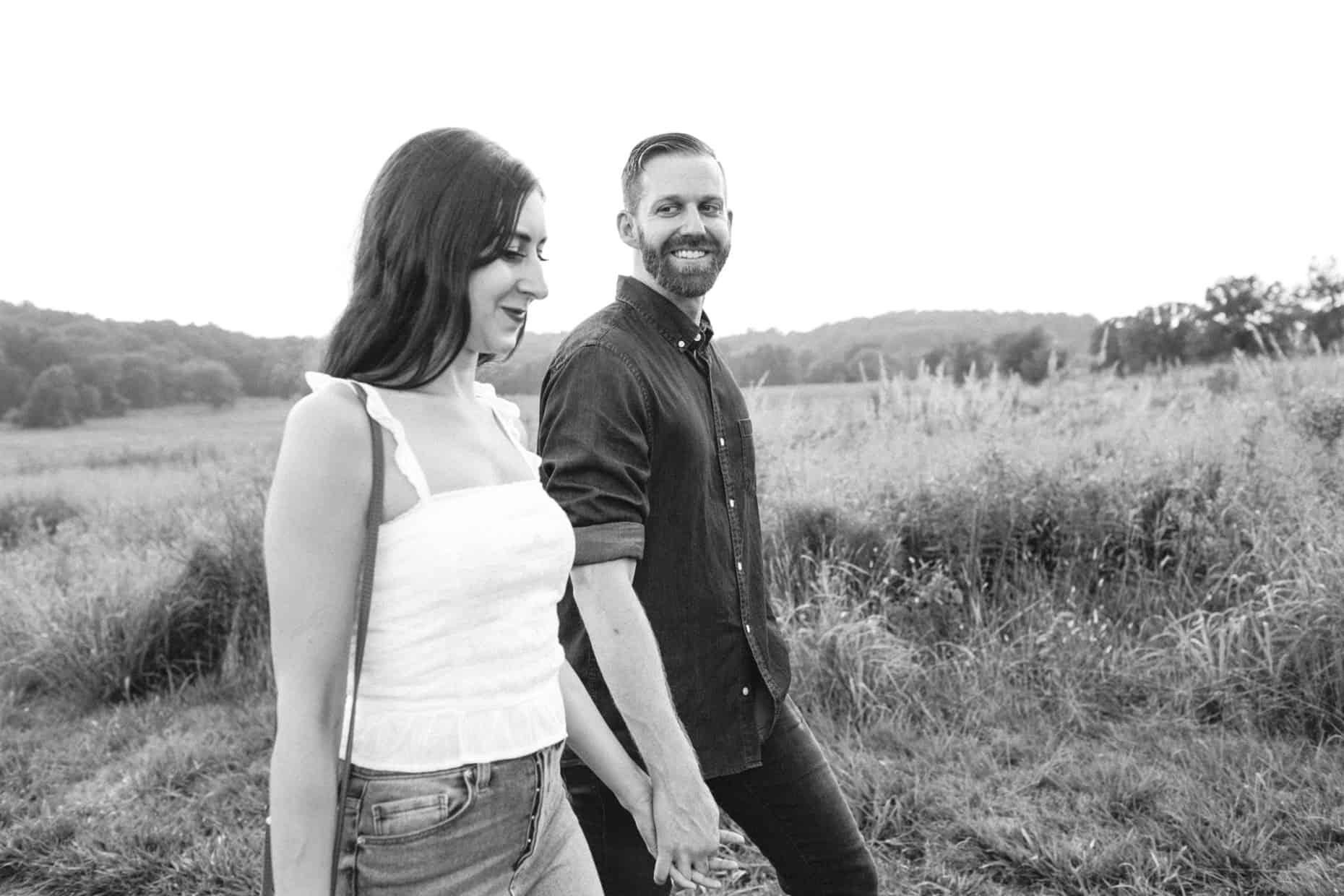 Engagement Session Valley Forge