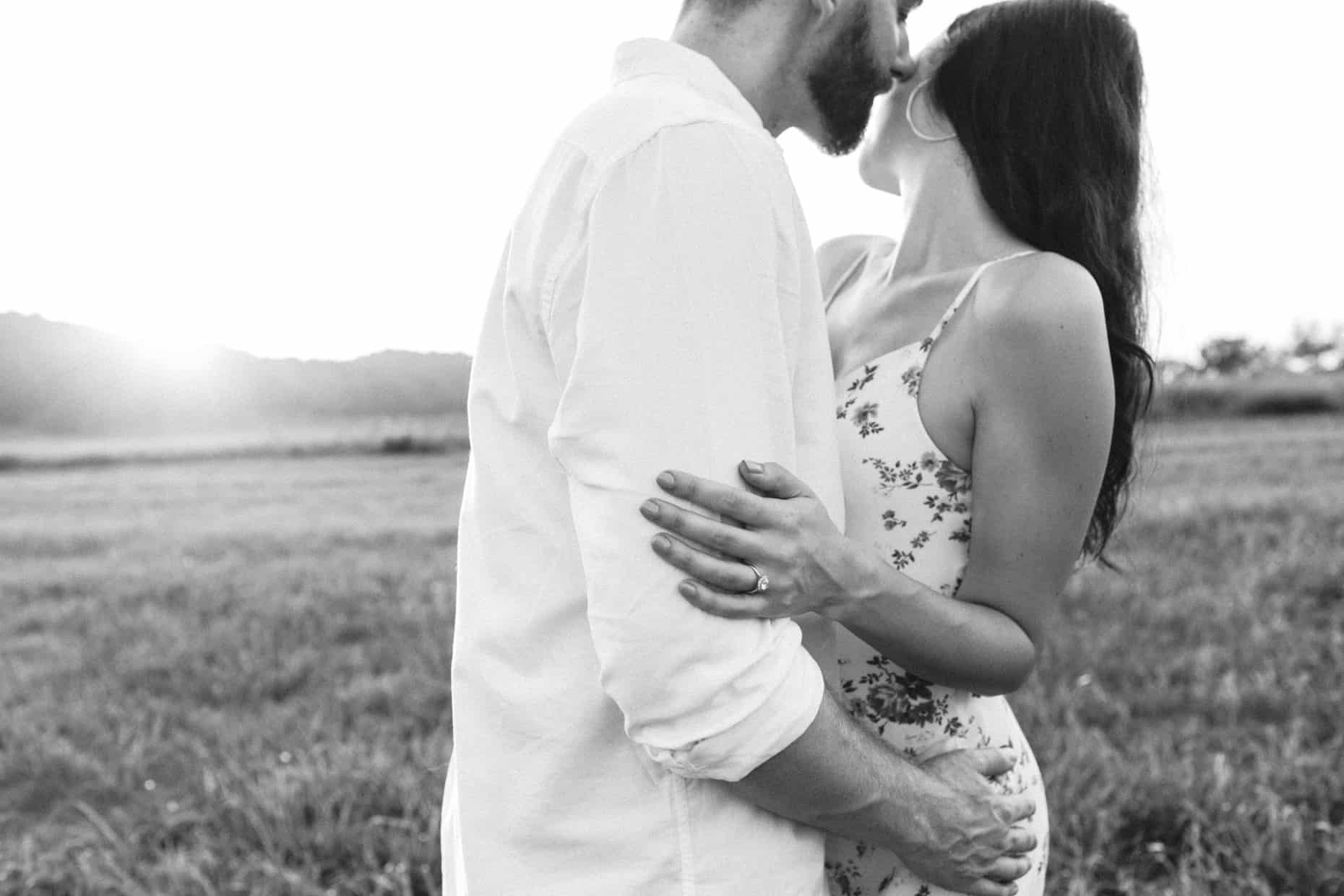King of Prussia Engagement Photos