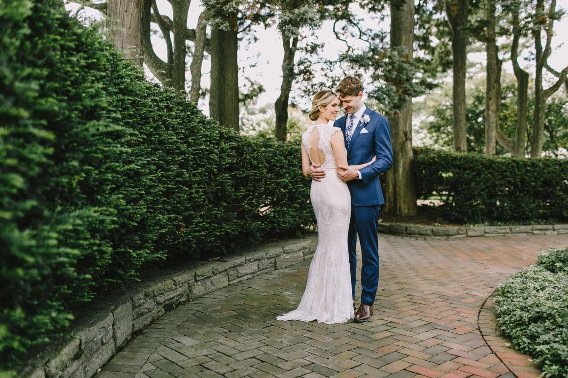 Chestnut Hill Wedding Photos