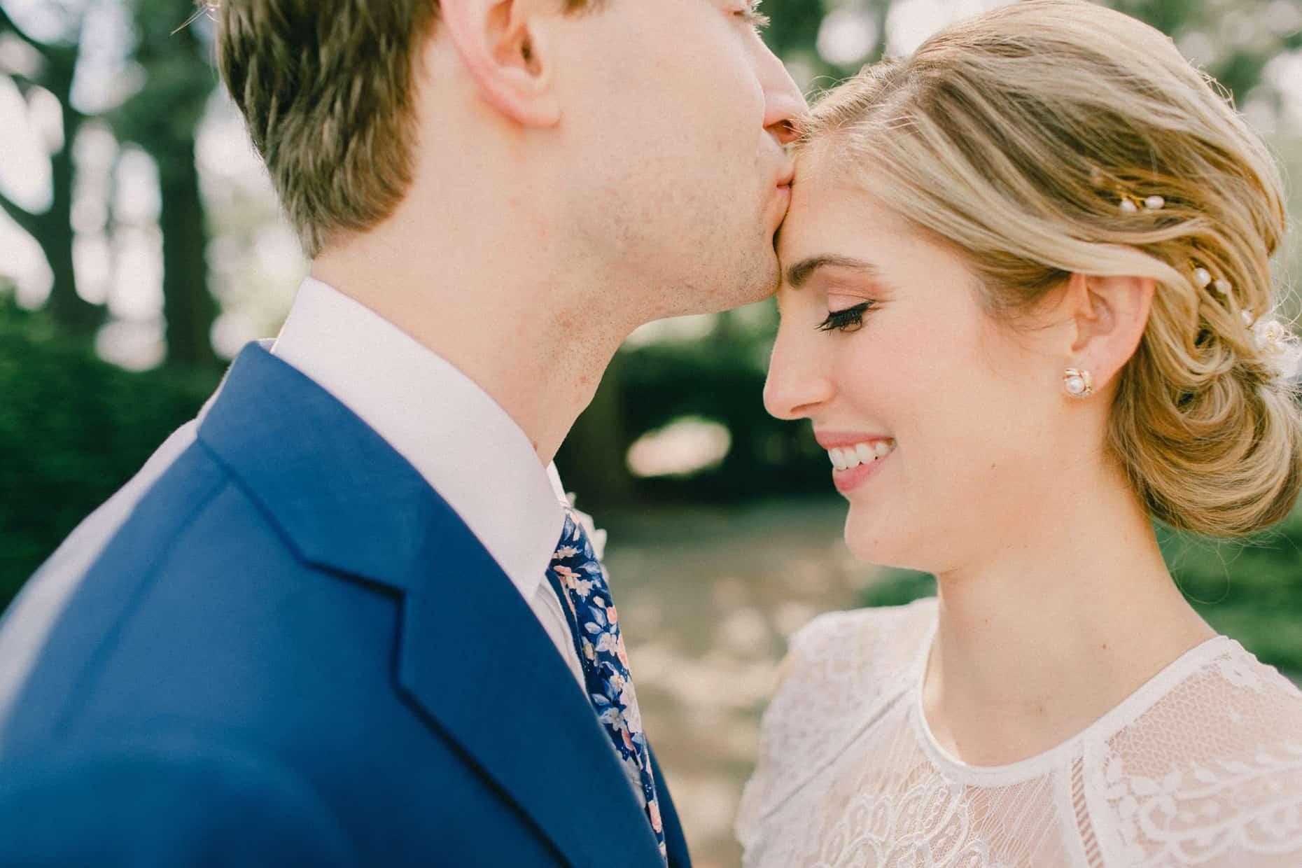 Chestnut Hill Wedding Photographers