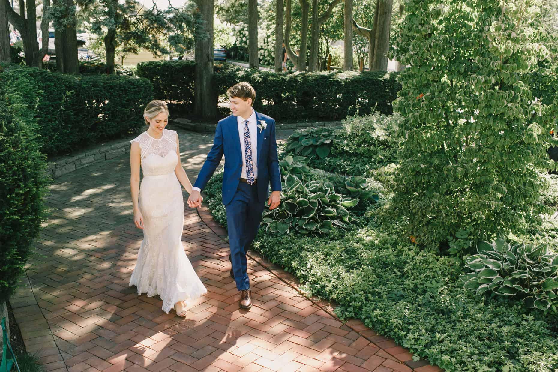 Chestnut Hill Wedding Photography