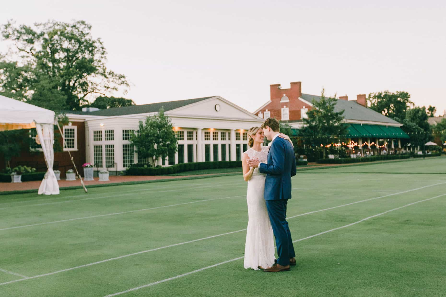 Philadelphia Cricket Club Wedding Receptions
