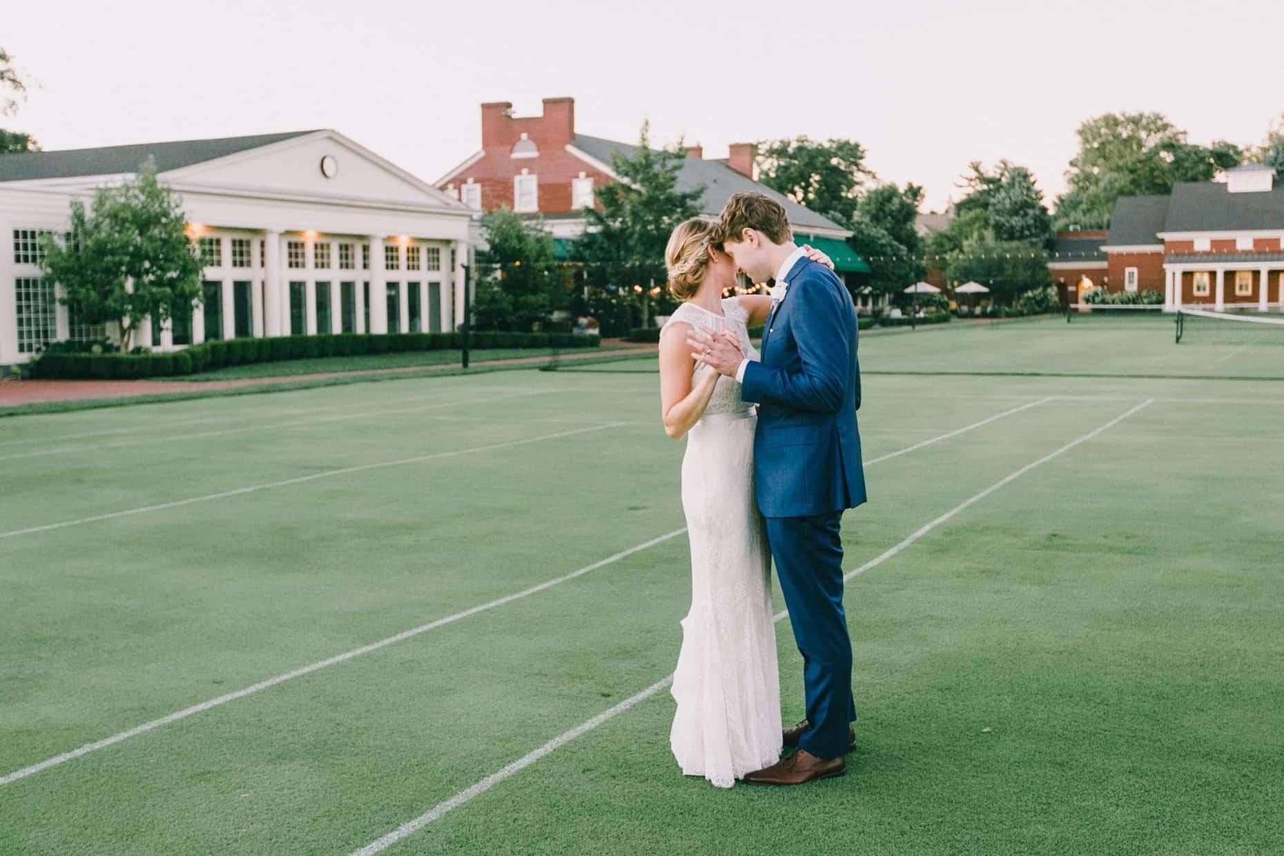 Philadelphia Cricket Club Wedding Reception Photos