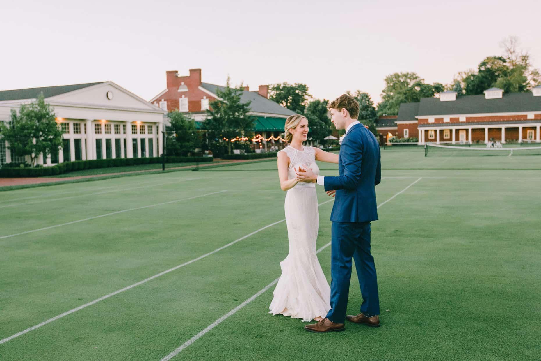 Wedding Receptions Philadelphia Cricket Club
